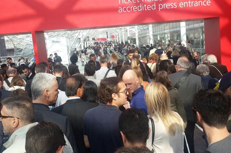С 12 по 17 апреля в Милане была проведена дизайн-выставка Salone del Mobile 2016