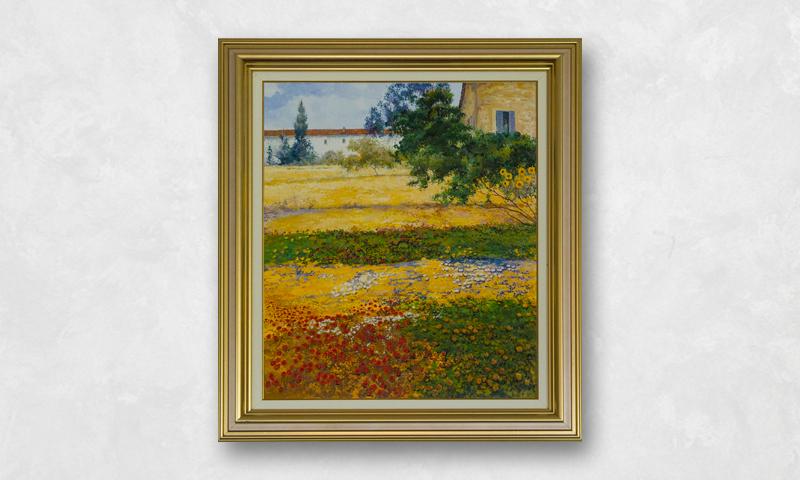 Картины салона на Алайском